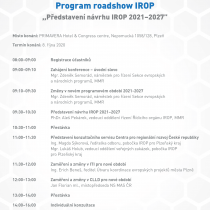 Program Roadshow IROP